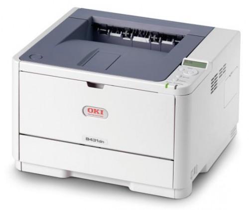 OKI Laserskrivare A4 2