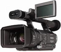 Videokamera Större