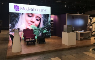 LEDskin to Motiva at Acadermia 2017 by MultiNet HyrData in Stockholm Sweden